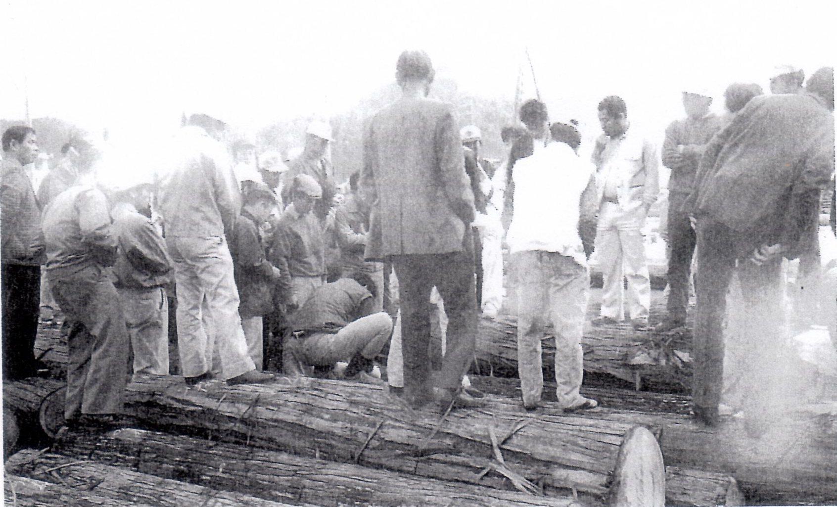 創立30周年記念 上吉野木材協同組合